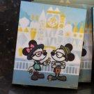 Disney WonderGround Hipster Mickey Small World Magnet by Jerrod Maruyama New