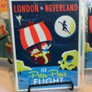 Disney Wonderground Gallery Neverland Peter Pan's Flight Postcard Dave Perillo