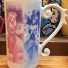Disney Parks Princesses Mug Cinderella Rapunzel Ariel Sleeping Beauty Aurora New