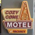 Disney Parks Disney California Adventure Cars Land Cozy Cone Motel Magnet New