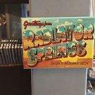 Disney Parks Disney California Adventure Greetings From Radiator Springs Magnet