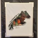 Disney WonderGround Gallery Star Wars The Rebel Within Print by J Scott Campbell