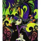 Disney Parks Maleficent's Fury Canvas Wrap by Tim Rogerson New in Box