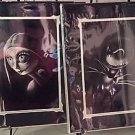 Disney WonderGround Nightmare Be Christmas Jack or Sally Skellington Print New