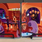 Disney WonderGround Star Wars Set of 2 Aluminum Trays A Wretched Hive by SHAG