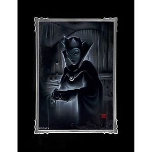 Disney Parks Snow White's Evil Queen** Deluxe Print by Noah New