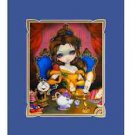 Disney WonderGround Beauty And The Beast Belle Print by Jasmine Becket-Griffith