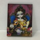 Disney WonderGround Belle's Enchantment Magnet Jasmine Becket-Griffith New