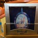 Disneyland Resort 2017 Castle Christmas Ornament New W/ Box