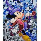 Disney Parks Mickey Mouse Celebrate The Mouse Canvas Wrap by Tim Rogerson New