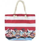 Disney Cruise Line Mickey and Friends Tote Bag New