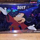 Disney Parks Disneyland Resort 2017 Photo Album Holds 100 Photos New and Sealed