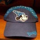Disneyland Resort 2017 Sorcerer Mickey Youth Adjustable Hat Cap New