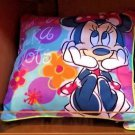 DISNEY PARKS MINNIE MOUSE POLKA DOTS PILLOW NEW WITH TAGS