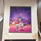 Disney WonderGround Hipsters Forever Print Diamond Celebration Jerrod Maruyama