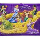 Disney Parks Princess Autograph and Photographs Cinderella Ariel Belle Mulan New