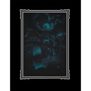 Disney Parks Haunted Mansion Room For One More Print by Noah New and Sealed