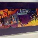 Disney WonderGround Gallery Seeking Adventures of Pirates POSTCARD Joey Chou