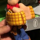 Disney Parks Sheriff Woody Toy Story Plush Snuggle Snapper New with Tag