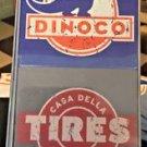 DISNEY PARKS CARS LAND BUTTE GAS FLO'S V8 CAFE DINOCO CASA DELA TIRES COASTERS