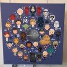 Disney WonderGround Galaxy of Cute LE Canvas Print by Jerrod Maruyama New