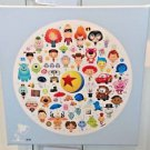 Disney WonderGround Gallery World of Pixar Canvas Print by Jerrod Maruyama New