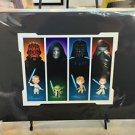 Disney WonderGround Star Wars The Dark Side and The Light Print Jerrod Maruyama