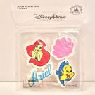 Disney Parks Exclusive Ariel Earser Set NEW