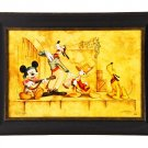 Disney Parks A Pirates Life LE Framed Giclee Signed by Doug Billy New in Box