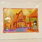 Disneyland Enchanted Tiki Room Tropical Hideaway Deluxe Print by SHAG New