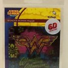 Six Flags Magic Mountain Lenticular 6-D Wonder Woman Magnet New and Sealed