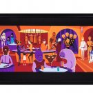 Disney WonderGround Star Wars A Wretched Hive LE Framed Giclee Signed by Shag