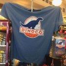 Disney Parks DCA Cars Land Dinoco T-Shirt New with Tags XS,S,M,L,XL,XXL