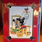 Disney Parks Mickey Mouse Self Portrait Deluxe Matted Print by Boyer New Sealed