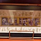 Disney Parks Characters Believe Collage Picture Photo Frame New