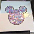 Disney WonderGround Gallery Kingdom Of Cute Deluxe Matted Print Jerrod Maruyama