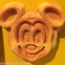 Disney Parks Exclusive Mickey Mouse Waffle Head Large Magnet New