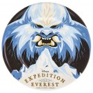 "Disney Parks Expedition Everest 7"" Ceramic Plate New"