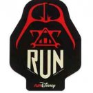 Disney Parks Run Disney Marathon Star Wars Darth Vader Large Car Magnet New