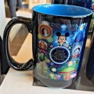 Disney WonderGround Gallery Mickey Main Street Electrical Parade Ceramic Mug New