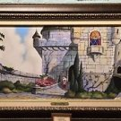 Disney Parks Snow White Once Upon A Time LE Giclee on Canvas by Joe Yakovetic