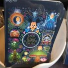 Disney WonderGround Gallery Mickey Main Street Electrical Parade Note Pad New