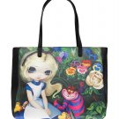 Disney WonderGround Alice in The Garden Tote Bag Jasmine Becket-Griffith New