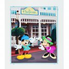 "Disney Parks Mickey Minnie Mouse Capturing The Fun Print by Don ""Ducky"" Williams"