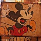 Disney Parks Mickey Mouse in Aaah! LE Giclee on Canvas by Joe Kaminski New