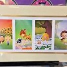 Disney WonderGround Spring Time Flowers Deluxe Print by Jerrod Maruyama New