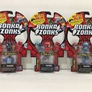 Bonka Zonks Series 1 Pack of 3 Lot #5 New and Sealed
