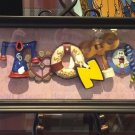 Disneyland Diamond Celebration Mickey's Toontown Letter Shadow Box Dave Avanzino