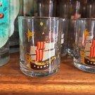 DISNEY PARKS NEVER LAND TINKER BELL JOLLY ROGER SHOT GLASS NEW