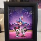 Disney WonderGround Hipster Forever Frame Diamond Celebration Jerrod Maruyama